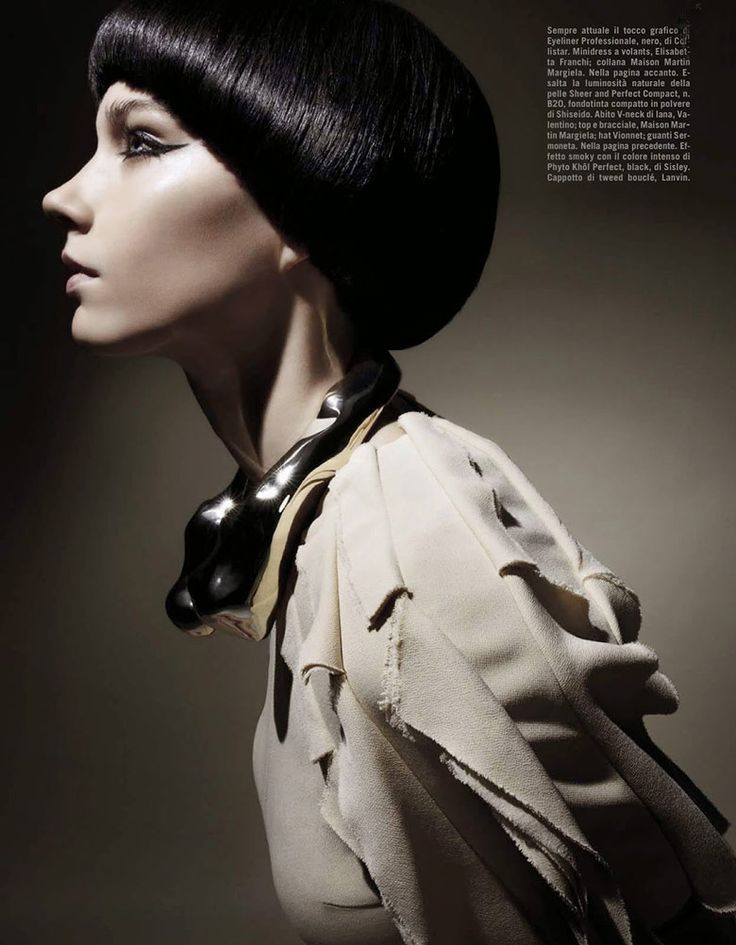 'Beauty' by Emma Summerton for Vogue Italia August 2014