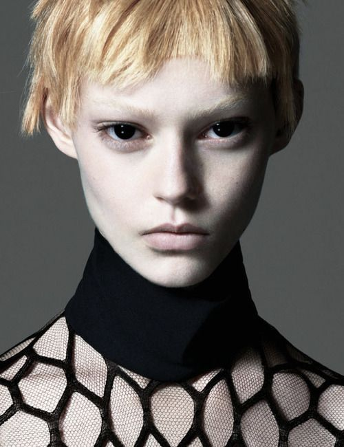 'East Of Eden' | Ondria Hardin By Mert And Marcus For W Magazine | March20...