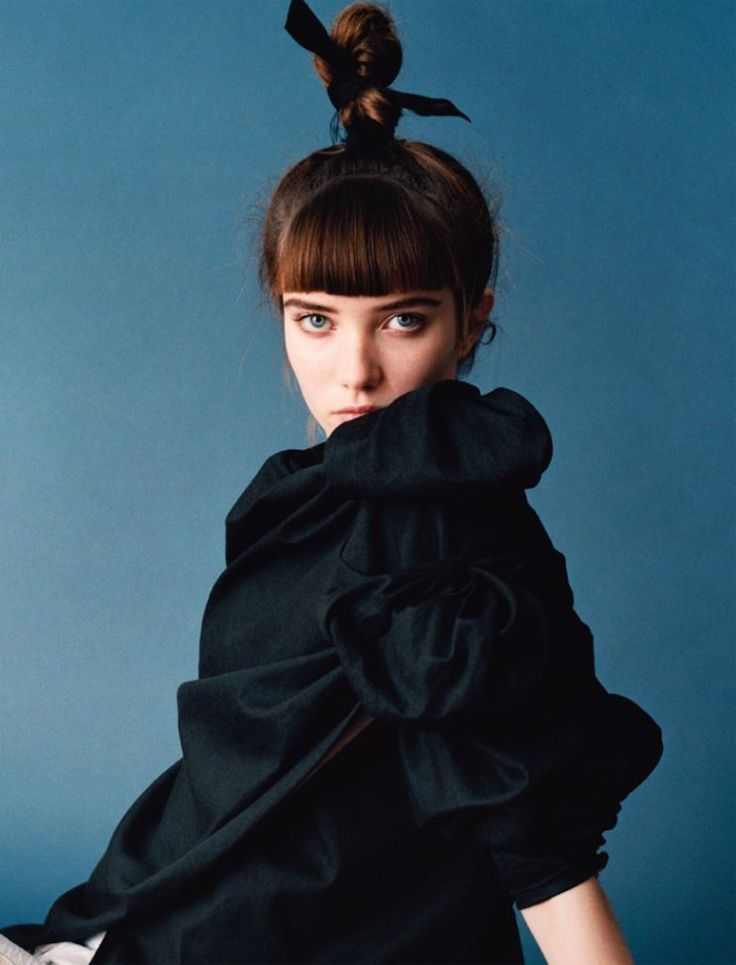 Grace Hartzel, Julie Hoomans by Angelo Pennetta for Self Sevice Magazine Spring ...