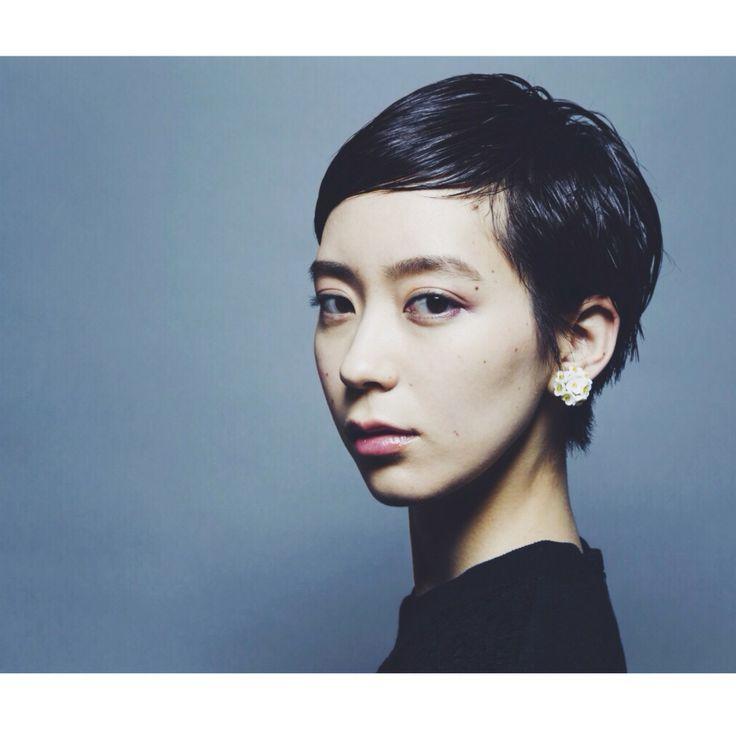 HAIR STYLIST▶kilico./Takuya Inoue #CYAN #CYANMAG #HAIR #HAIRSALON #SHORTHAIR...