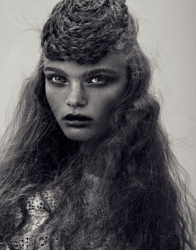IMG Models Adds Sydney Australia. Marthe Wiggers Shines - Fashion Copious