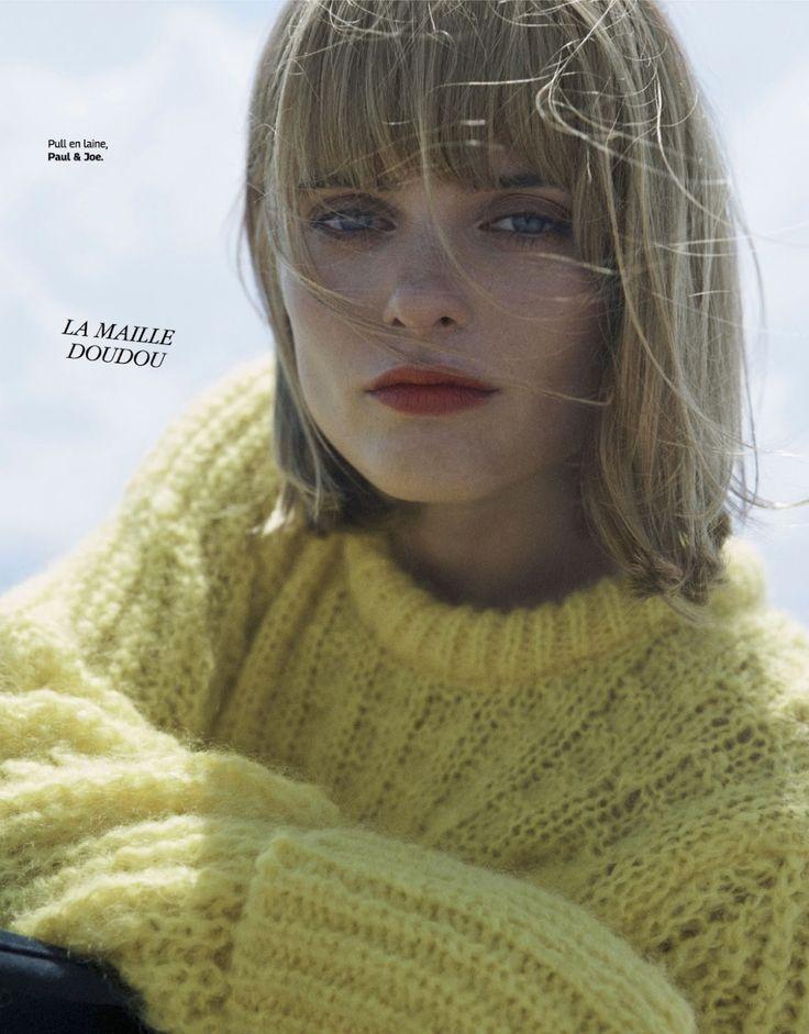 Mariska Van Der Zee by Alessandro Furchino for Grazia France 15th August 2014