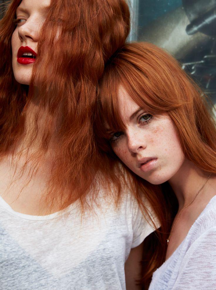 new york dolls: caroline silta, steffy argelich, anastasia ivanova and mona mats...