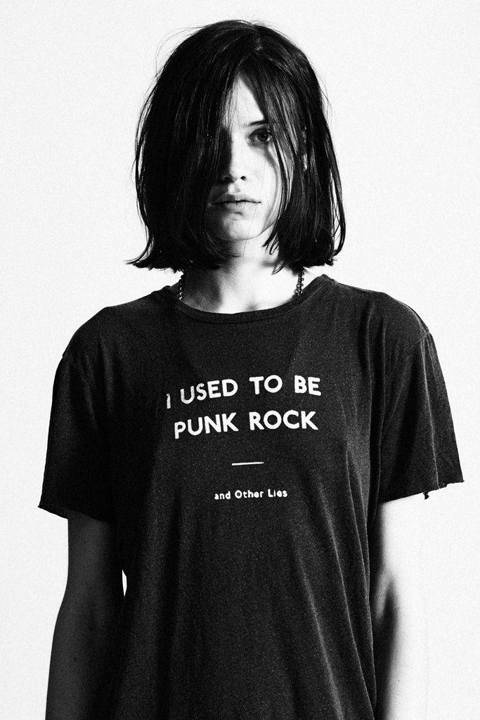 R 13. Punk (lies) #tee