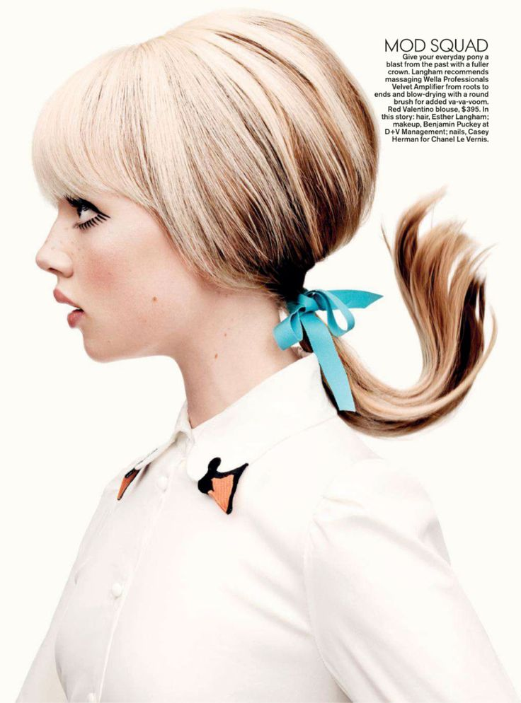 visual optimism; fashion editorials, shows, campaigns & more!: show pony: holly ...