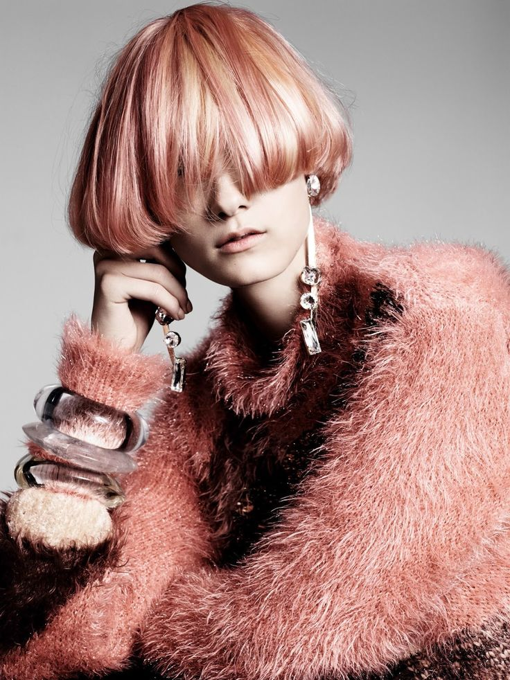Yumi Lambert by Terry Tsiolis for Vogue China november 2015