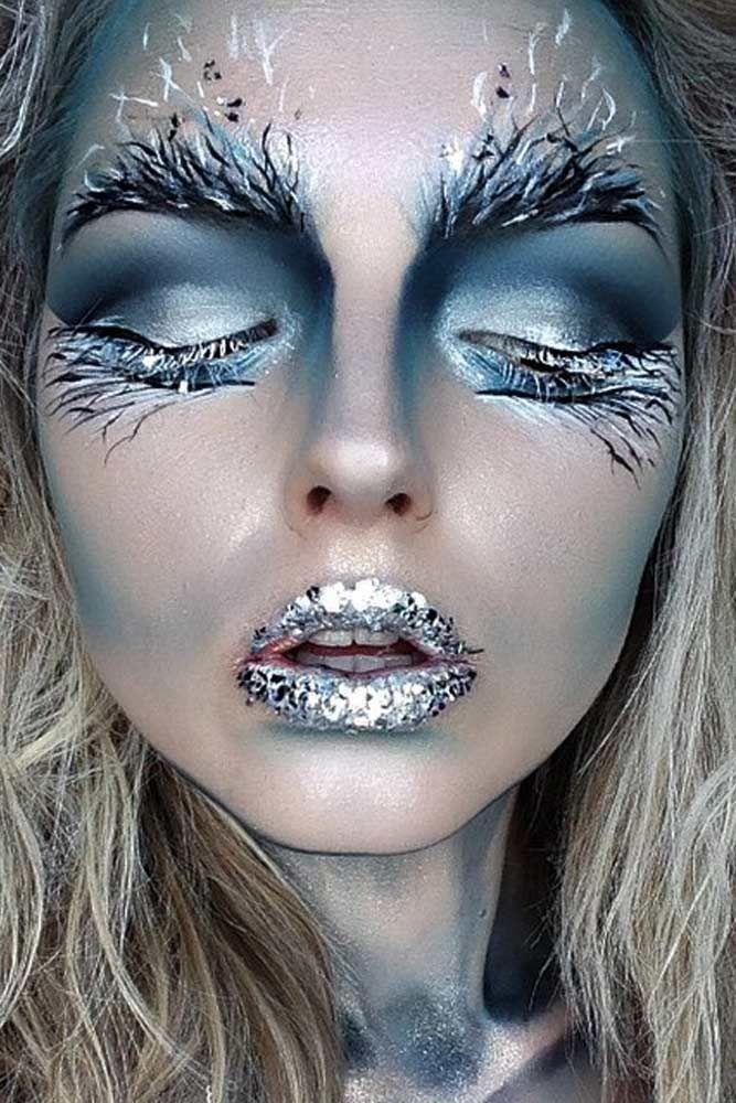 18 Pretty Halloween Makeup Ideas You'll Love                                ...