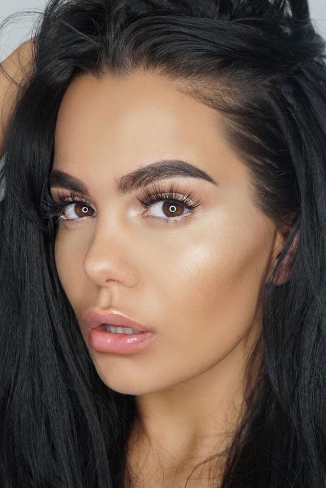Not Boring Natural Makeup Ideas Your Boyfriend Will Love ★ See more: glaminati...
