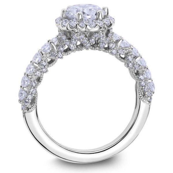 Scott Kay engagement ring: www.stylemepretty...