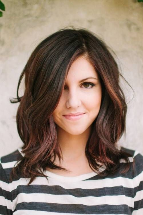 40 Gorgeous and Popular #Brunette #Hairstyles - Style Estate -