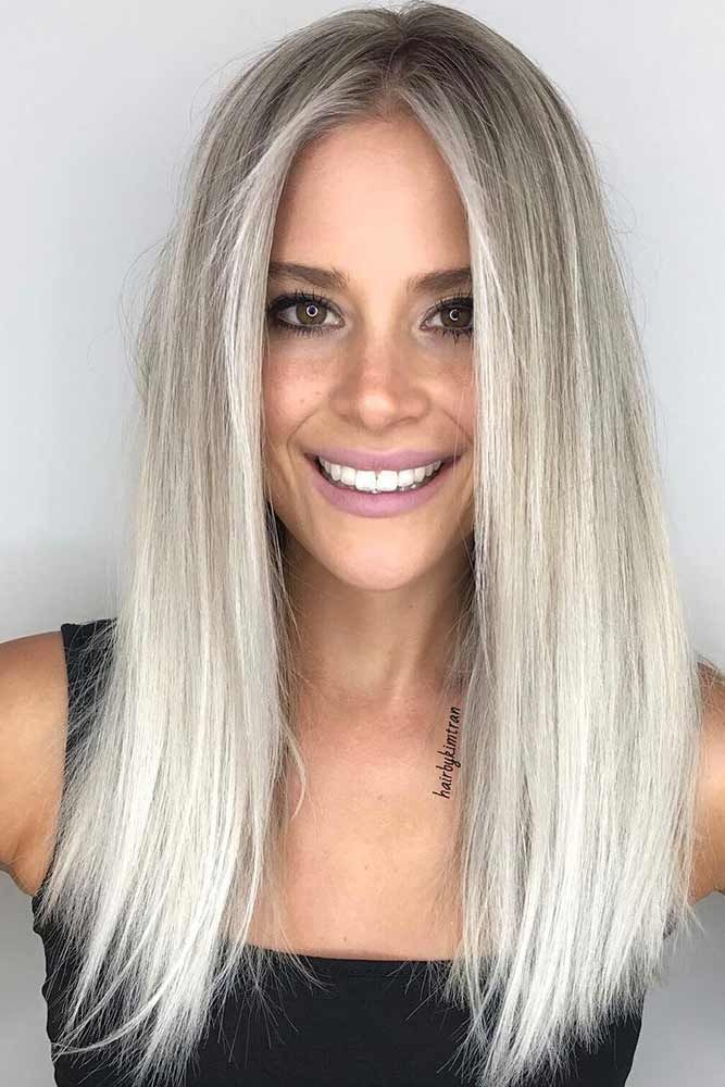 A platinum hair color is literally the lightest among all the other blonde hues....