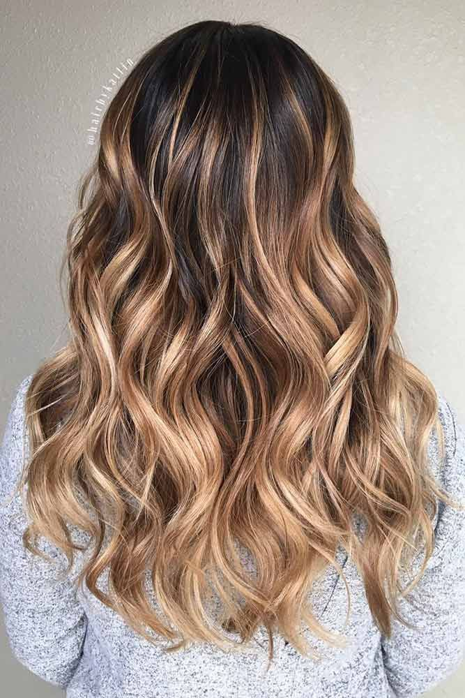 Colors of light brown hair are exactly what you need if you can't make up your...