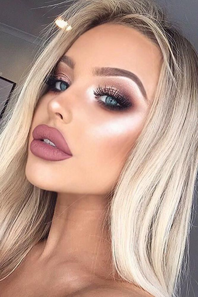 Prom Makeup Looks That Will Make You the Belle of the Ball ★ See more: glamina...