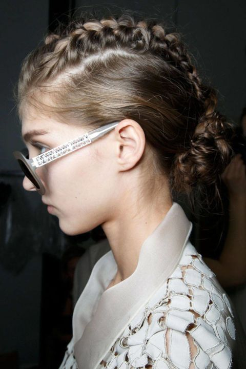 Best Spring 2015 Runway Hair Trends - Top Hairstyles For Spring