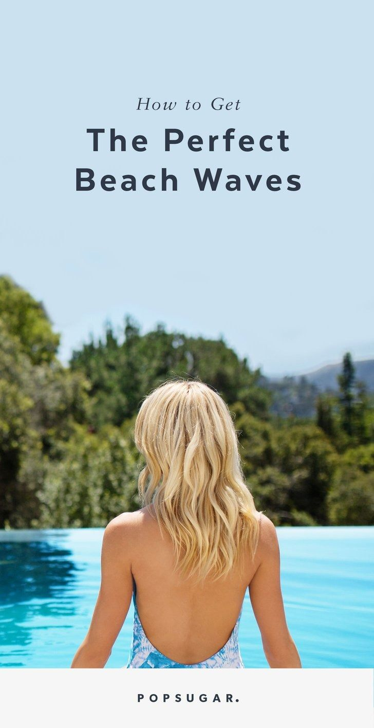Discover how to get the perfect beach waves for Summer.