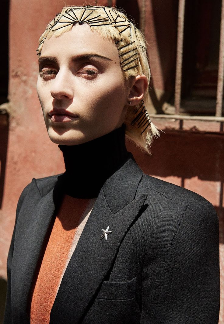 fashion without borders: julia nobis by craig mcdean for w november 2015 | visua...