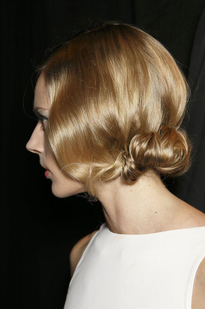 Hair: Peter Gray for Moroccanoil Makeup: Tom Pecheux for MAC Cosmetics Nails: De...
