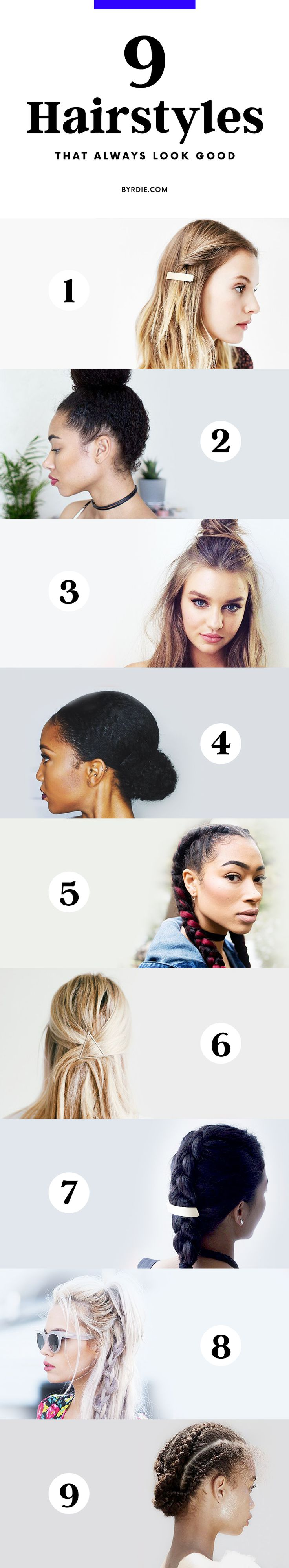 Best HairStyles For 2017/ 2018 - Hairstyles that look good on ...