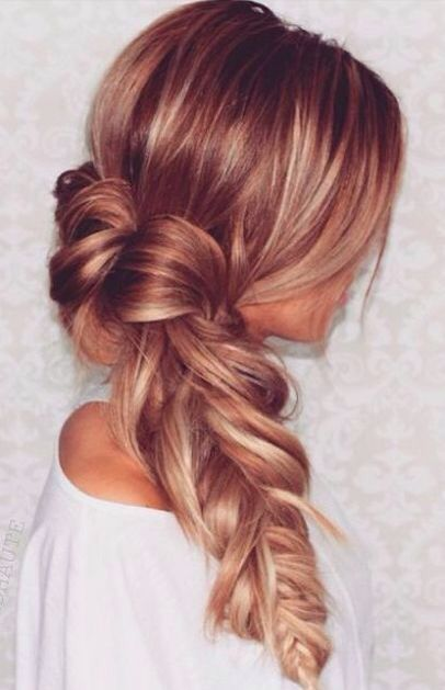 Messy Braid   Hair and Beauty