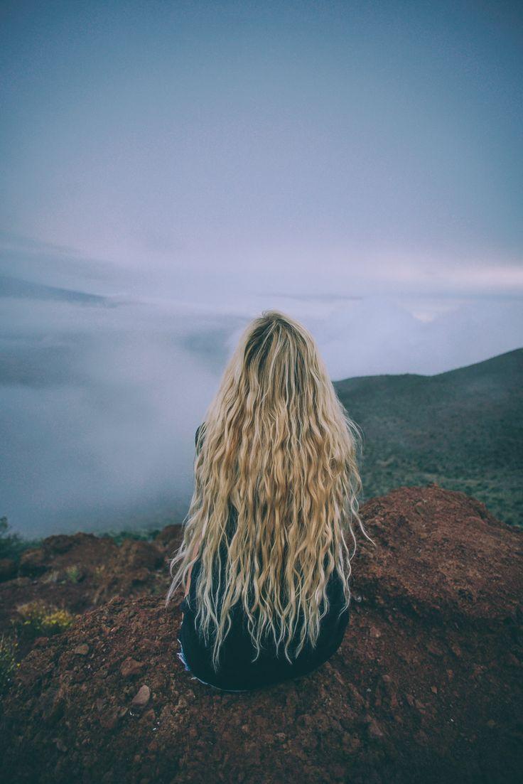 No Heat Beach Wave Tutorial - Barefoot Blonde by Amber Fillerup Clark