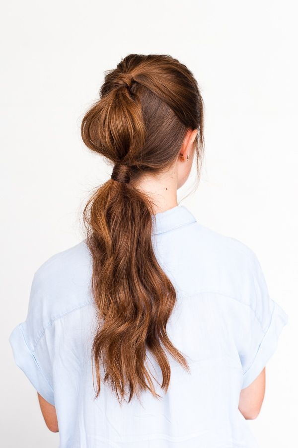 Simple Holiday Hair Two Ways in 10 Minutes