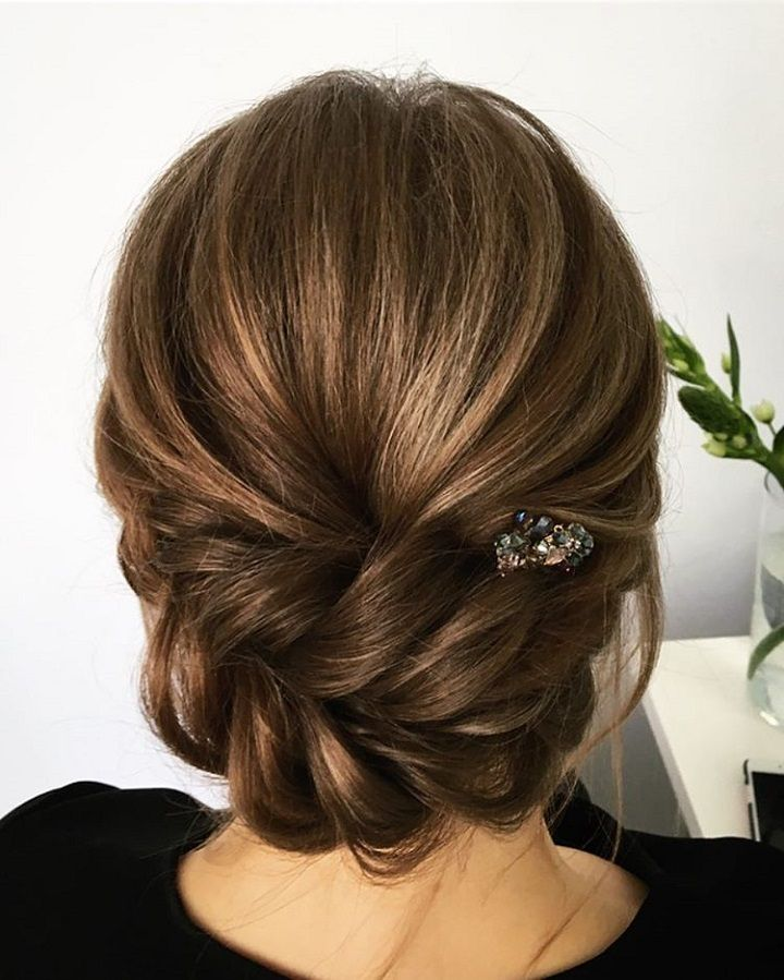 These unique wedding hair ideas that you'll really want to wear on your wedd...