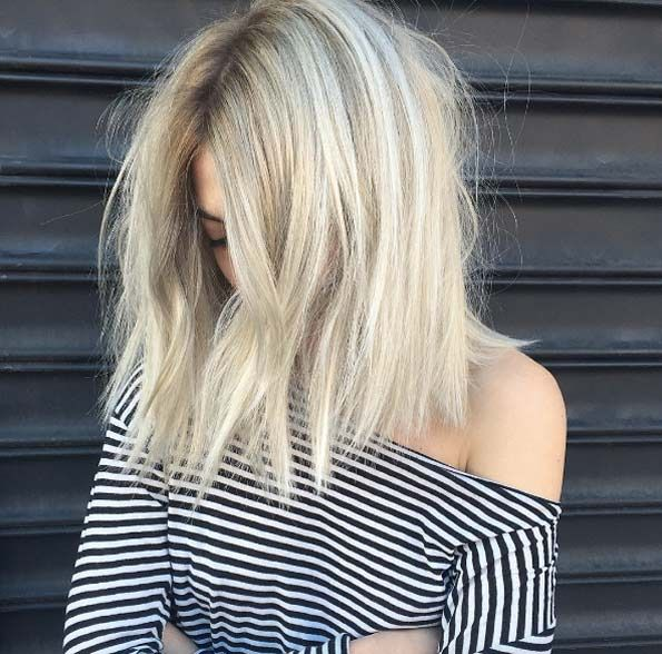 Best Hairstyles For 2017 2018 Tousled Blonde By Hair