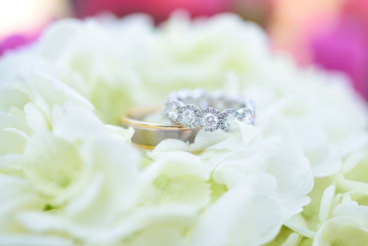 How to choose the perfect wedding rings for you, from our friends at Long's Jewe...