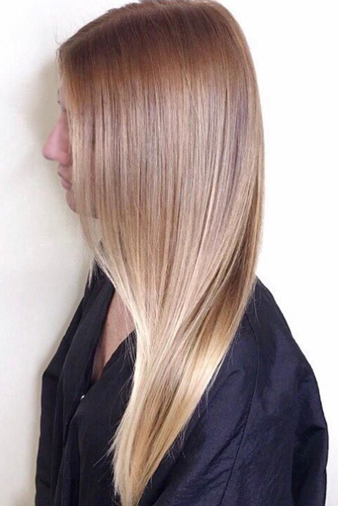 Are you familiar with a balayage blond technique?  Well, we must admit that once...