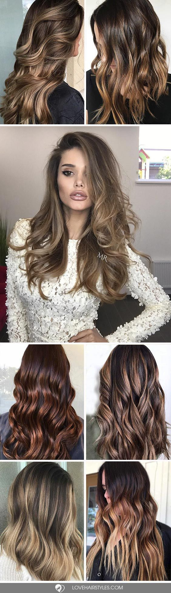 Hair color 2017 2018 highlights for dark brown hair are all hair color 2017 2018 highlights for dark brown hair are all different pmusecretfo Gallery