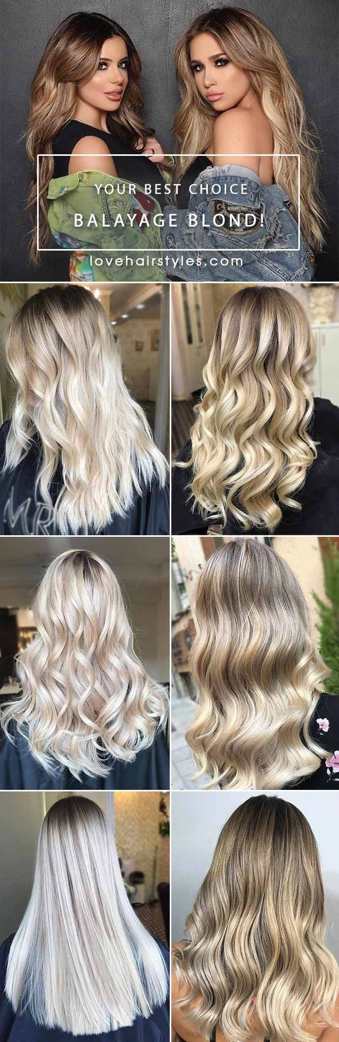 What is all that hype about balayage blond? Once introduced to the public, balay...