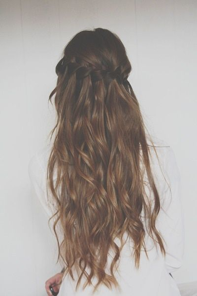 2015 hairstyles perfect for super straight hair!