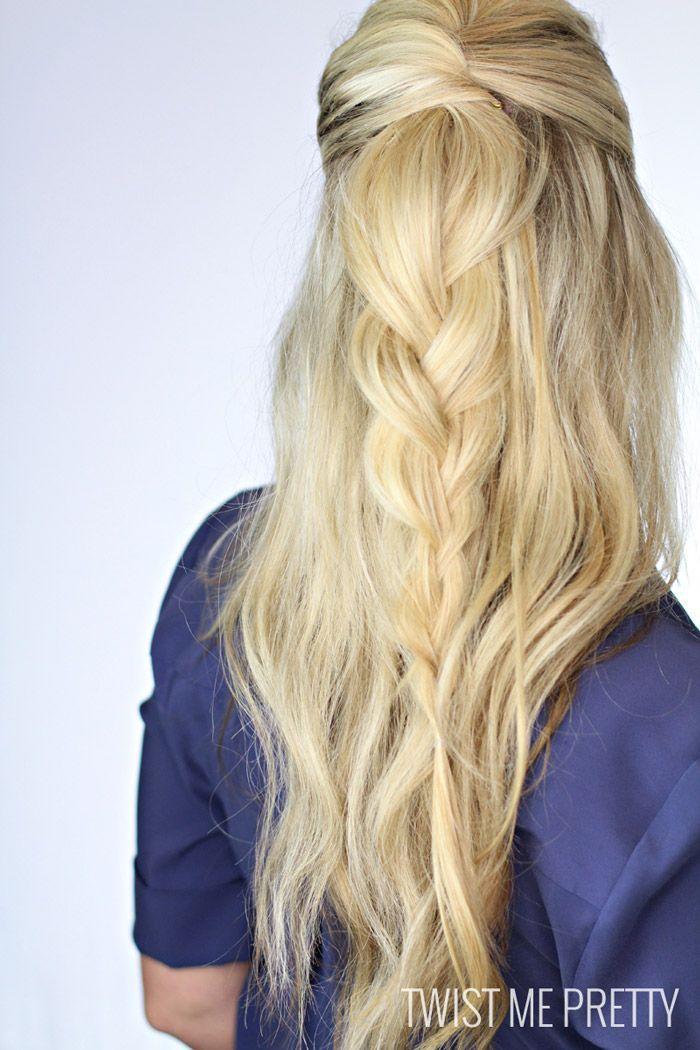 30 Hairstyles in 30 Days, Twist Me Pretty
