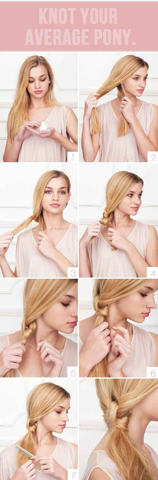A Quick , Gorgeous and Easy Hairstyle for Girls
