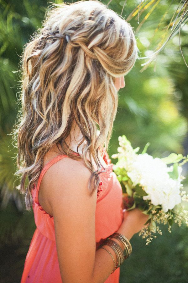 Braid and waves.