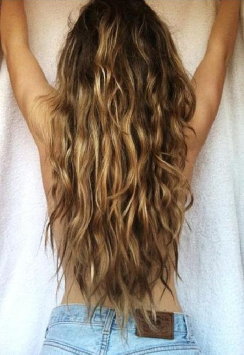 How to grow your hair an extra 3-4 inches in a week! Tried it, love it! - Daily ...
