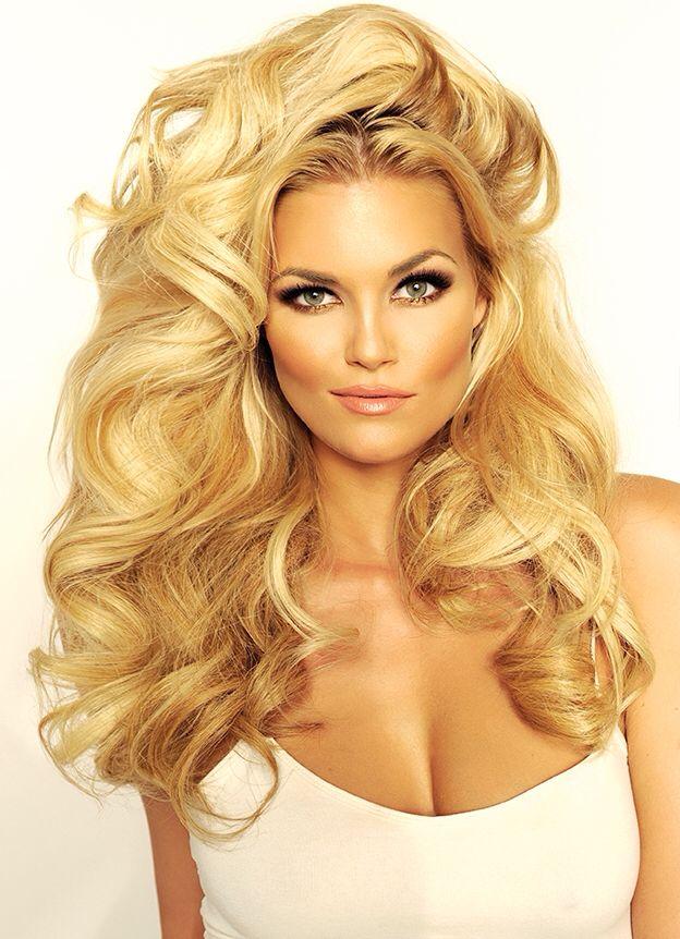 Krissa fowles hair