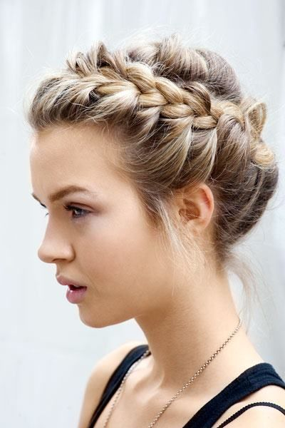 special-occasion braid #hair