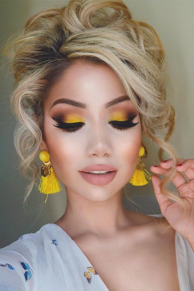 Awesome Homecoming Makeup Ideas ★ See more: glaminati.stfi.re...
