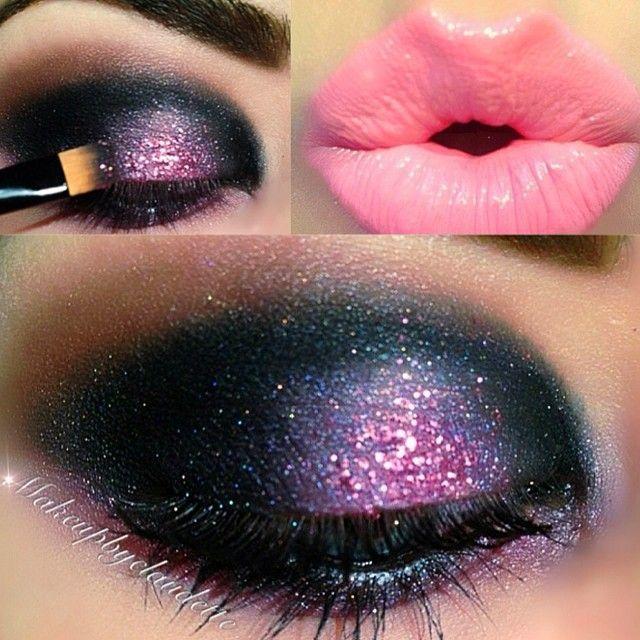 Best Purple Eye Makeup Tutorials for Purple Lovers - Pretty Designs.