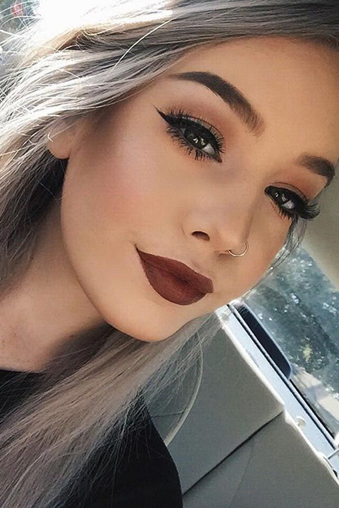 Makeup Ideas 2017/ 2018   Best Winter Makeup Looks for the Holiday
