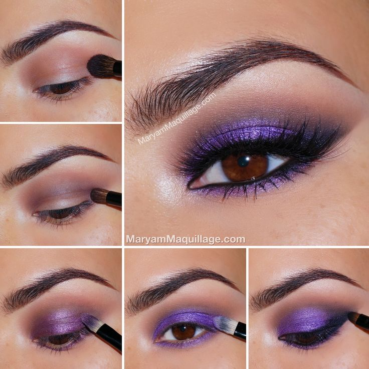 Makeup Ideas 2017 2018 Brown Eyes Can Support A Range Of Bold