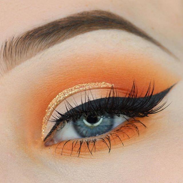 Darkened Gold Gal Makeup Tutorial - Makeup Geek