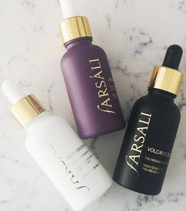 Farsali is the skincare brand you've seen slowly taking over the Instagram b...
