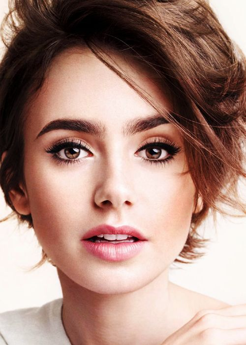 Lily Collins                                                                    ...