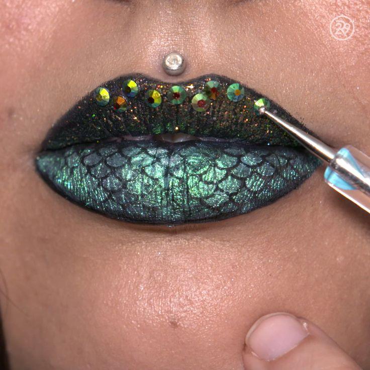 Mermaid Lips