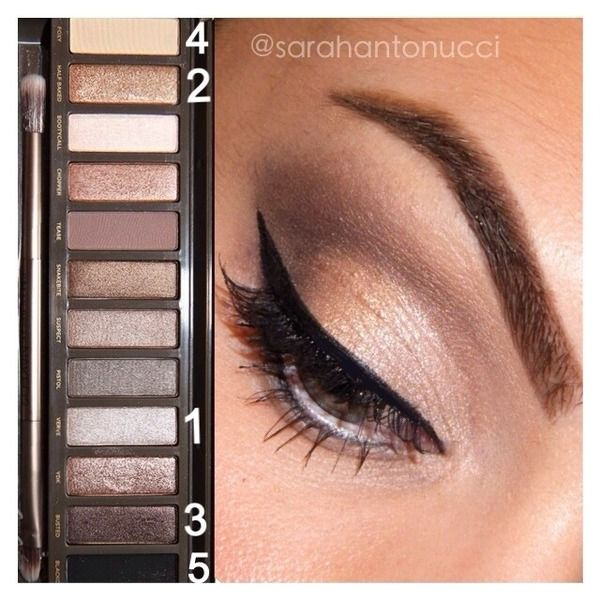 Naked 2 palette look! I'm doing a giveaway & a very lucky person can win one...