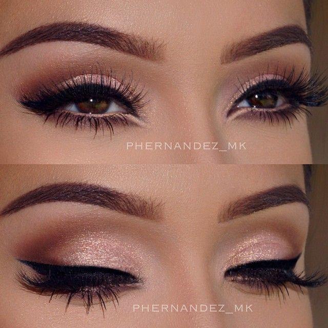 Pinterest: Marrissa Oliver. Ultra seductive eyes by @phernandez_mk   wearing LAS...
