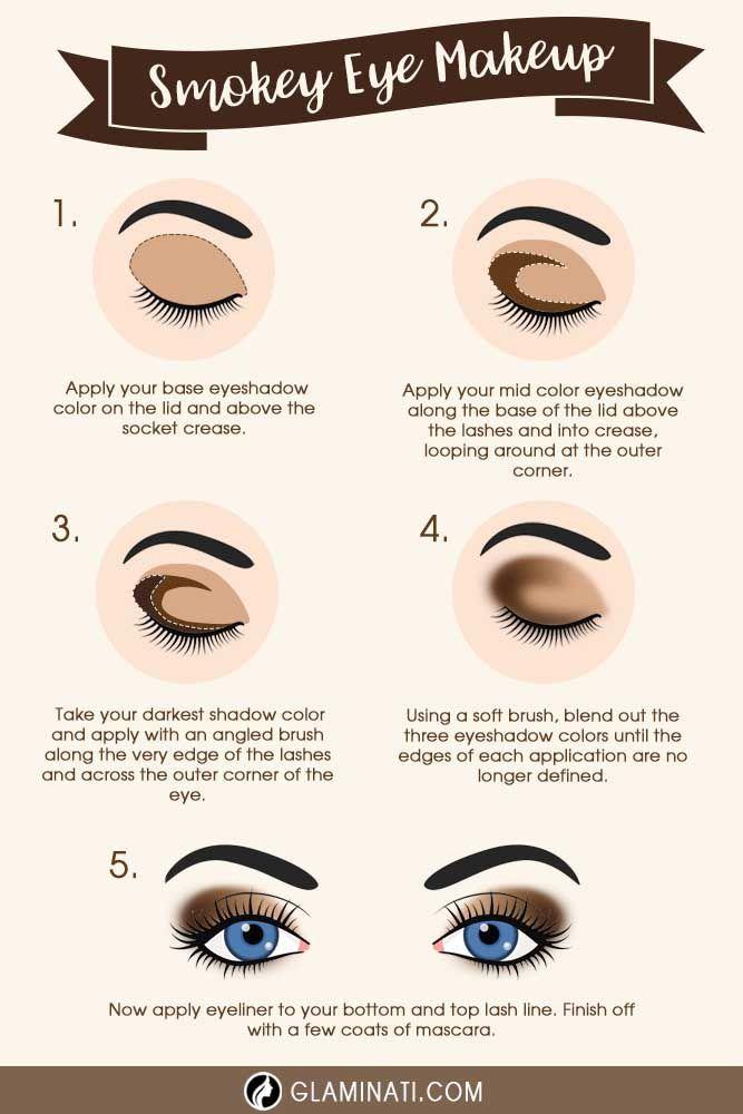 Smokey Eye Makeup Ideas For Super Sexy Look ★ See more: glaminati.com/...