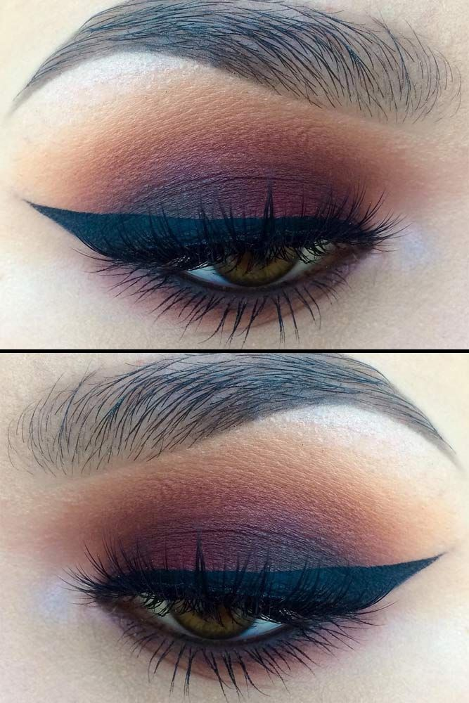 Smokey Eye Makeup Ideas For Super Sexy Look ★ See more: glaminati.stfi.re...